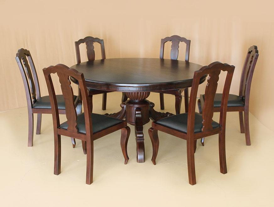 家庭のアイデア 6人 テーブル : ... 6人掛け丸テーブル 大型丸